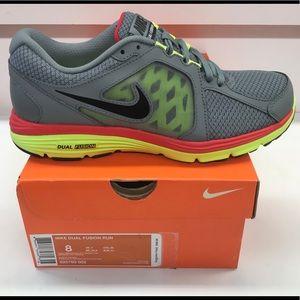 New Nike Dual Fusion Run